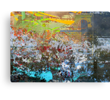 Dystopia Canvas Print
