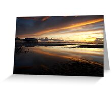 Fylde on Fire Greeting Card