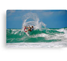 ALMOST PERFECT Canvas Print