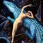 crocodile by kath-deschamps