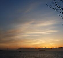 Sunset - Golden Gate Bridge by ShootinMickey