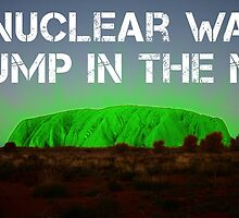 No Nuclear Waste Dump in the NT by Erland Howden