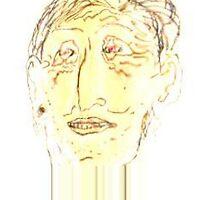 Harris as Hesse by joseph baron-pravda