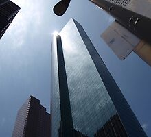 Wells Fargo Plaza by Matthew Colvin de Valle