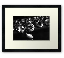 Flute 9638 Framed Print