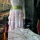 Fancy Frock & Parasol by RobynLee