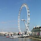 Paul's Panoramics - London Eye by Paul Liddement