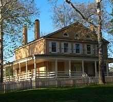 Samuel Richards' Manor by DeWolf