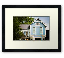 Nashville, IN Framed Print