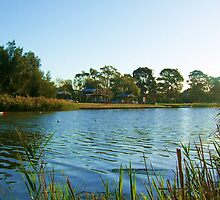 Barwon River - Geelong, Victoria, Australia by LittleSilver