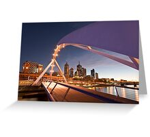 Under the Arch Greeting Card