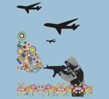 Color Warfare (no bombs) by Nate Gerber