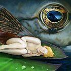 le marais / the swamp by kath-deschamps