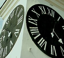 What time is it  ??? by Ana  Marija