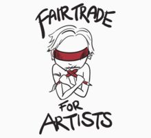 'Fair Trade For Artists' (2) by Jodee Taylah