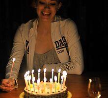 Happy Birthday Girl by Nikolasimagism