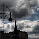 Edinburgh Castle #1 by David Robinson
