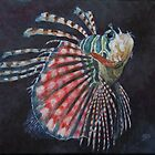 Lionfish by Michael Beckett