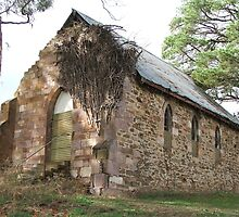 The Old Ruin - St Mark's Anglican Church by ScenerybyDesign