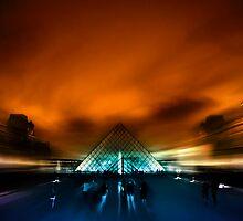 Egypt by hologram