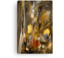 Calm Out Of Chaos II Canvas Print