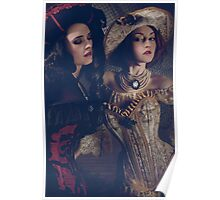 Queen Pirates Poster
