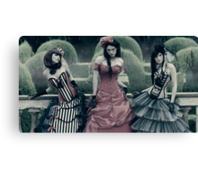 Ladies Day Out Canvas Print
