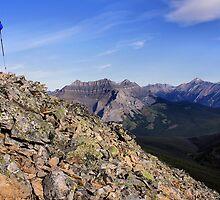 Scarmbling Fairholme Mt. Range by JamesA1