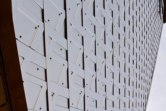 Tall Wall by Lynn Wiles