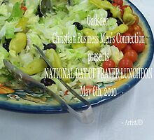 A National Day of Prayer Luncheon~Gadsden, AL by ArtistJD