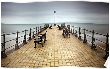 Swanage Pier by igotmeacanon