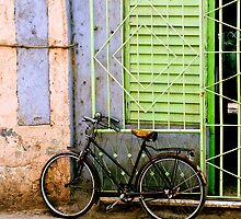 Bicycle, Havana, Cuba by buttonpresser