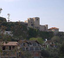 Kruja, city history of Albania 05 by Petrit  Metohu