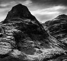 Glen Coe by TadhgMac