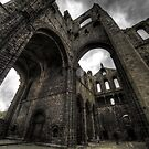 Kirkstall Abbey #06 by shutterjunkie