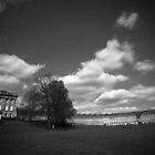 Royal Crescent, Bath by Dave Sayer