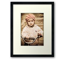 OnePhotoPerDay Series: 127 by L. Framed Print