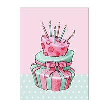 Celebration Cake by Mariana Musa