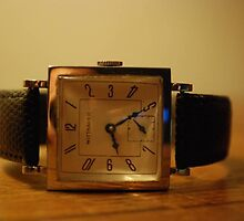 Wittnauer Vintage Deco gents watch by watches