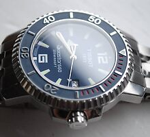 TISSOT Seastar 660 gents diving watch by watches