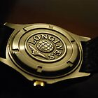 Longines admiral gold mens watch by watches