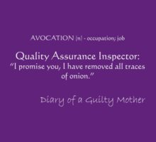Guilty Mother's thought for the day #6 by GuiltyMother