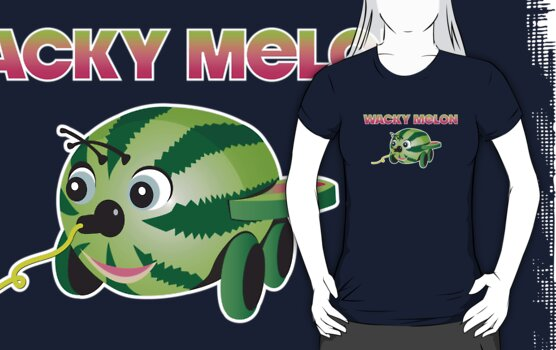 Wacky Melon by samedog