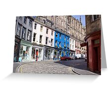 Victoria Street Greeting Card