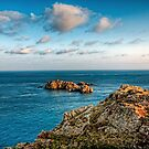 More rocks off Alderney! by NeilAlderney