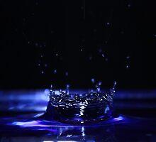 Water Drop by Alexander Butler