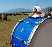 marching band drum by bayu harsa