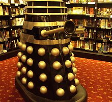You will obey the Daleks! by biddumy