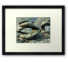 Giants Under The Sun Framed Print