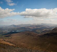 Lakeland Panorama by Stuart Jenkins